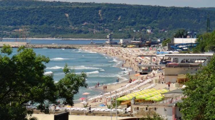 Топ лучших пляжей Болгарии в 2021 году 6