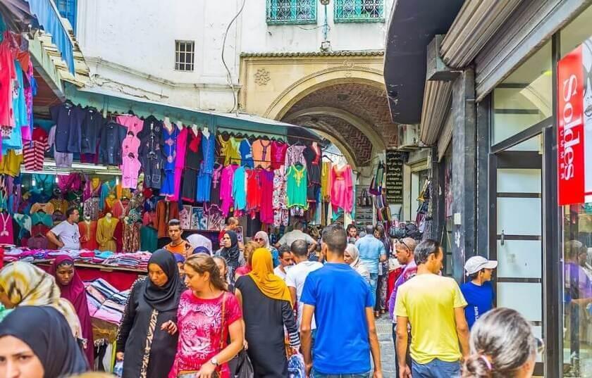 Отдых в отпуске на курортах Туниса 5