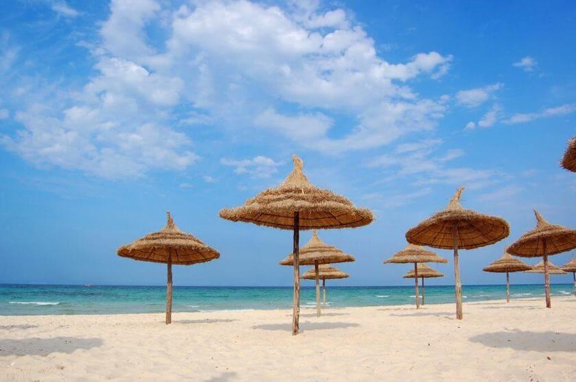 Отдых в отпуске на курортах Туниса 3