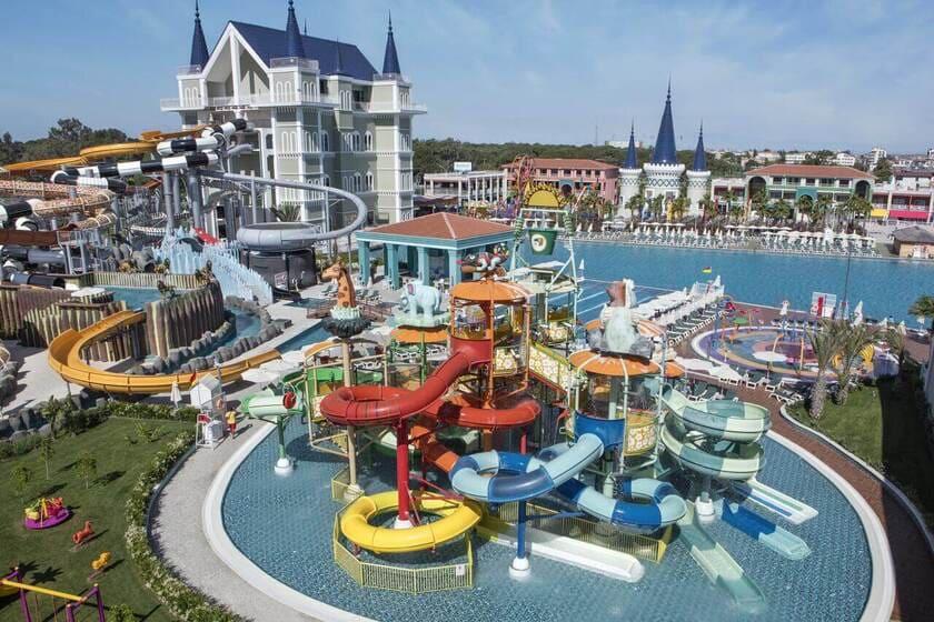 Лучшие отели с аквапарками в Турции 3